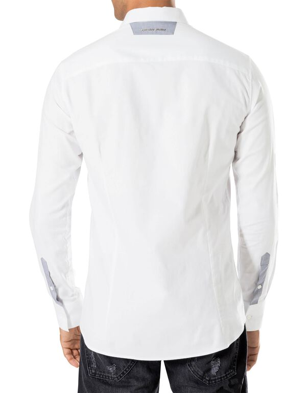"Shirt Platinum Cut LS ""Clarence"""