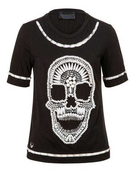 T-shirt Round Neck SS Elias Karmon Way