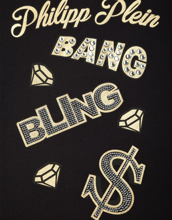 "T-Shirt Round Neck SS ""Bang"""