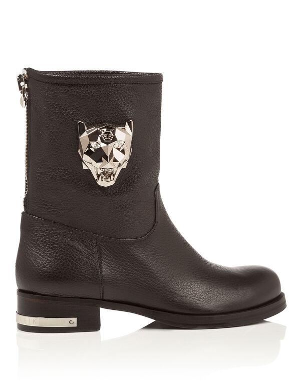 "boots ""zig zag"""