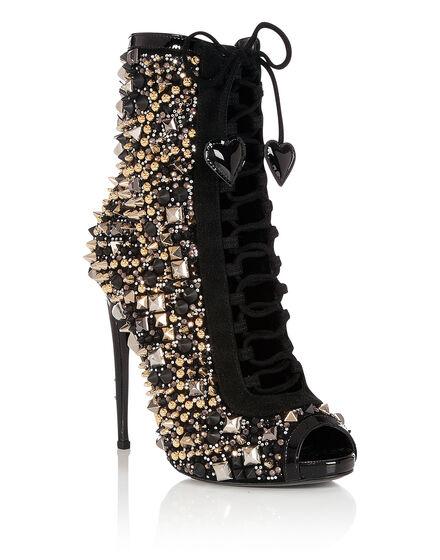 Boots Mid Heels High Marpessa
