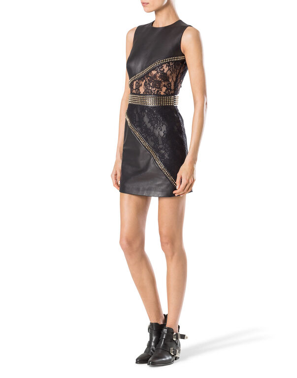 "leather dress ""part ready"""