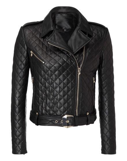 leather jacket latch