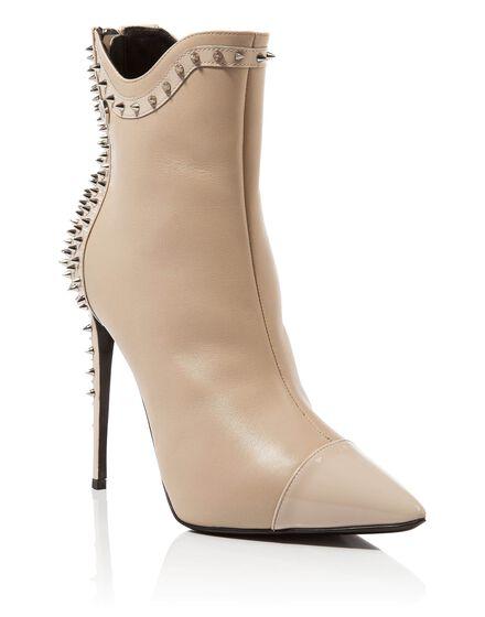 bootie high heels CLARA