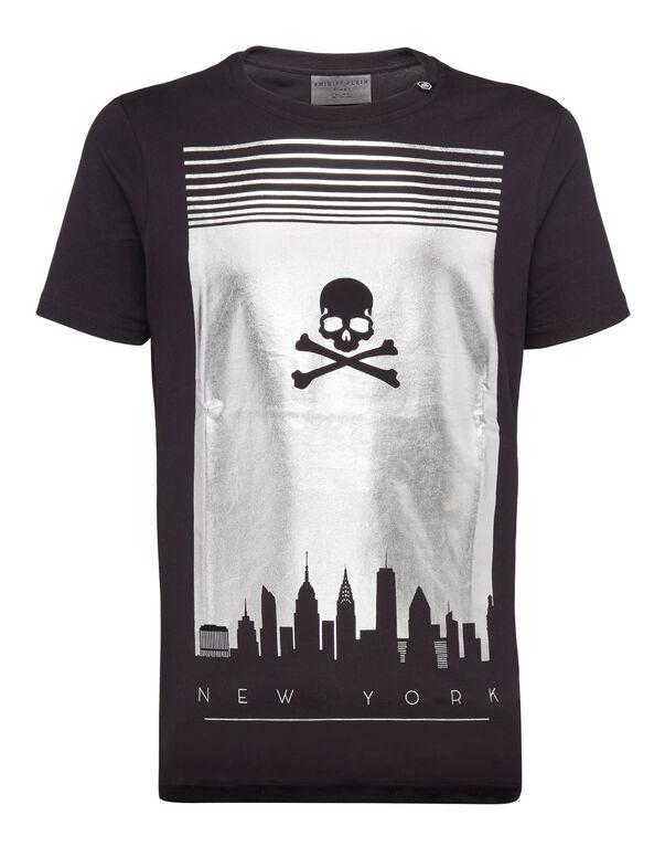 "T-shirt Round Neck SS ""lul"""