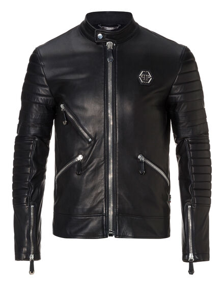 Leather Jacket Mayday