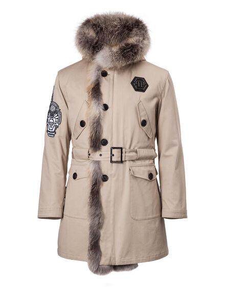 Coat Long Fashion Show