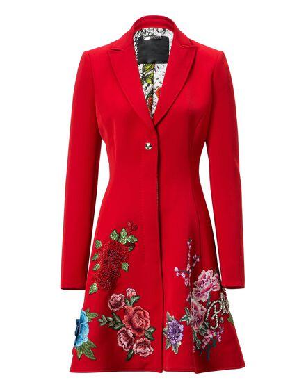 Coat Long Perla Terson
