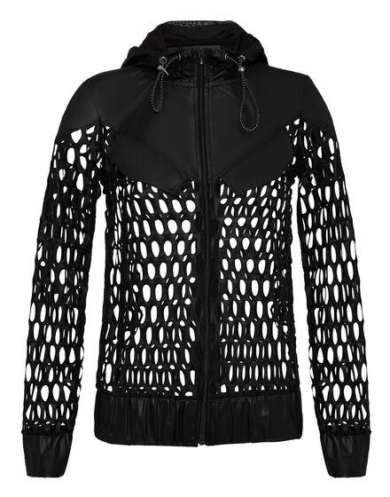 Nylon Jacket Metal Sport