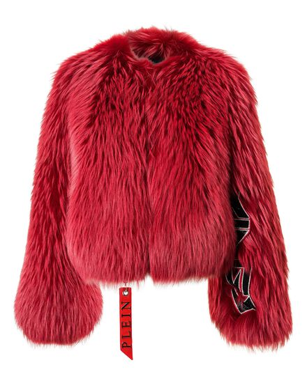 Fur Jacket By The True