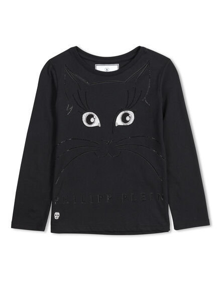 t-shirt long sleeves hey kitty