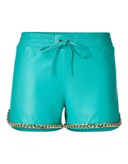 Leather Shorts Karin