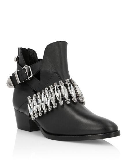 Boots Low Flat Jasmine