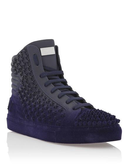 Hi-Top Sneakers Full Stars