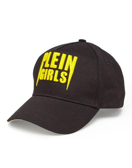 Visor Hat Plein girls visor