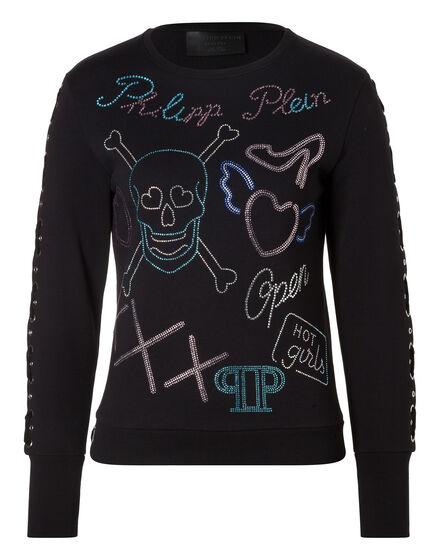 Sweatshirt LS Ragdill Prussian