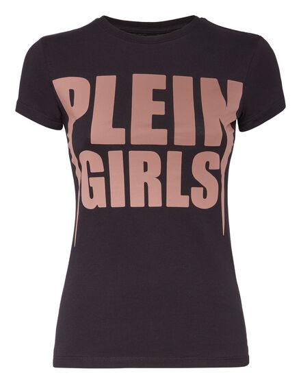 T-shirt Round Neck SS Plein Girls