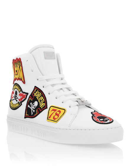 Hi-Top Sneakers I still look good