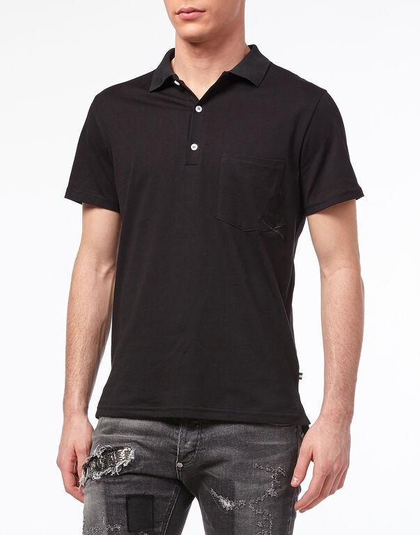 "Polo shirt SS ""Crazy"""