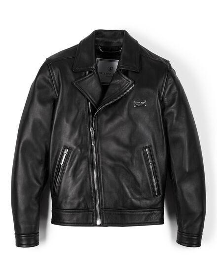 Leather Biker Bad