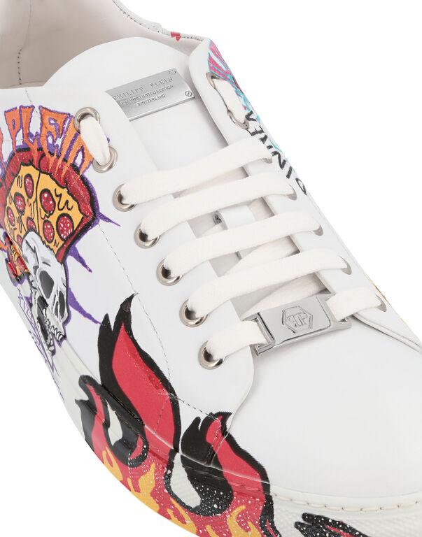 Lo-Top Sneakers Pizza boy