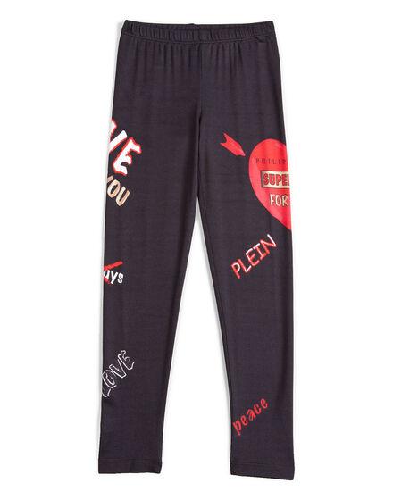 leggings love plein