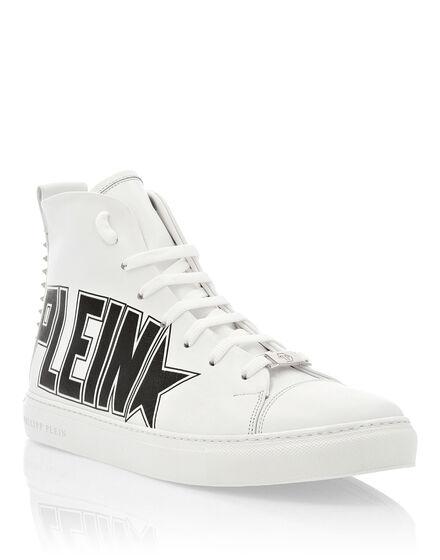 Hi-Top Sneakers Plein Star