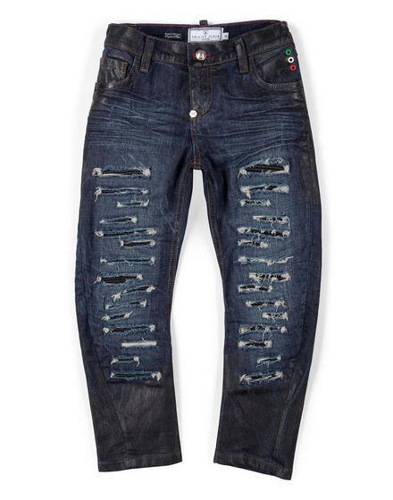 jeans regular mineral