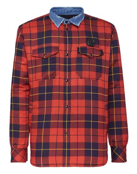 Shirt Jacket Tartan