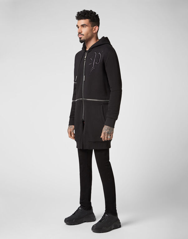Jogging Jacket Zipped