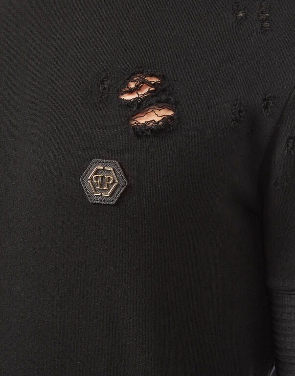 "Sweatshirt LS ""Last to Know"""