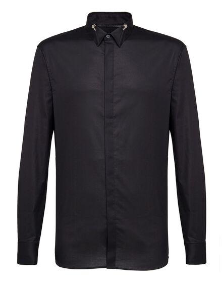 Shirt Platinum Cut LS Braxton