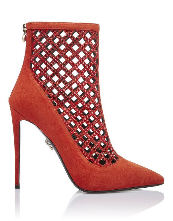 """bootie high heels """"Ines"""""""