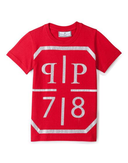 T-shirt Round Neck SS Hello