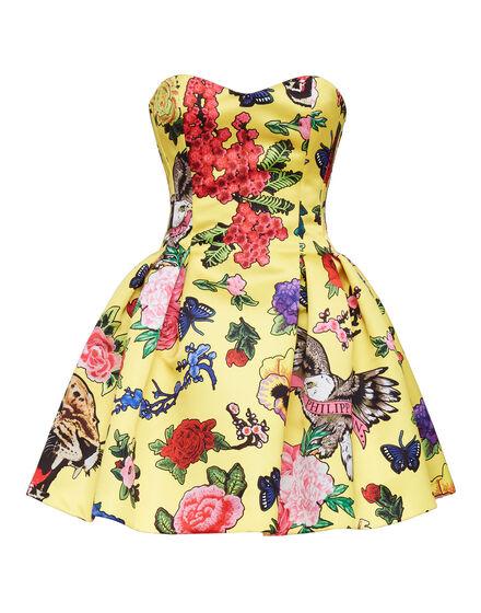 Short Dress Were in together