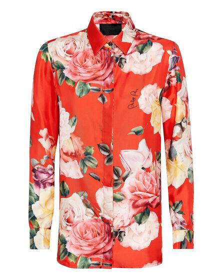Shirt Holiday Flowers