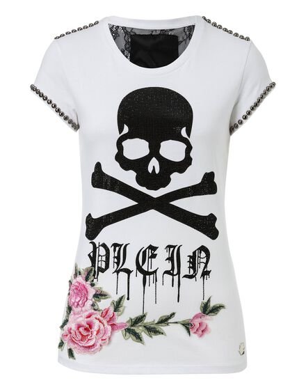 T-shirt Round Neck SS Rule the world