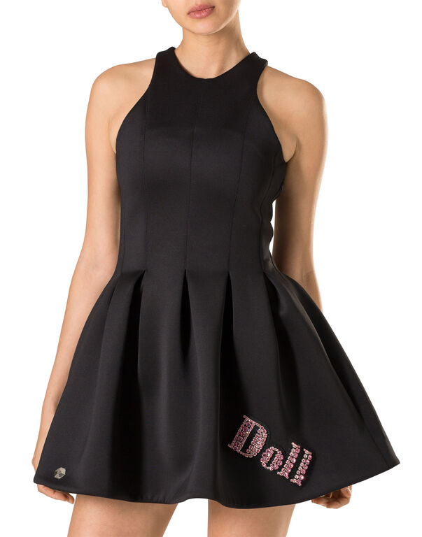 "Short Dress ""Light Doll"""
