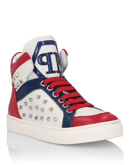 Hi-Top Sneakers Simon