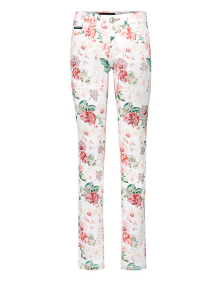 Slim Fit Flowers