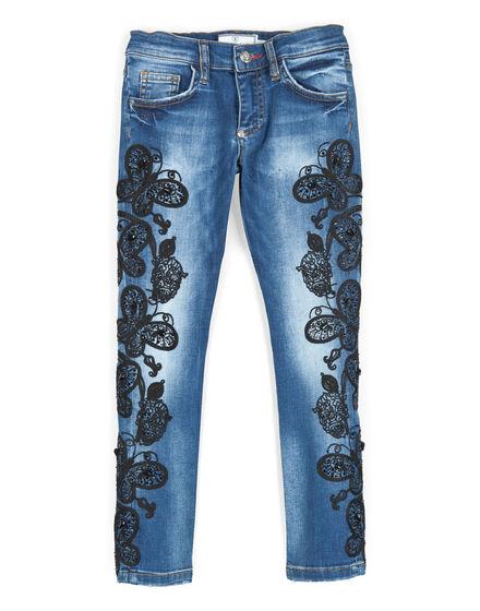 regular jeans kittin
