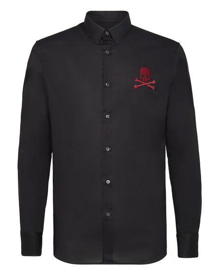 Shirt Platinum Cut LS Aron