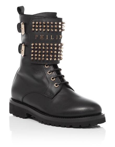 boots fall asleep