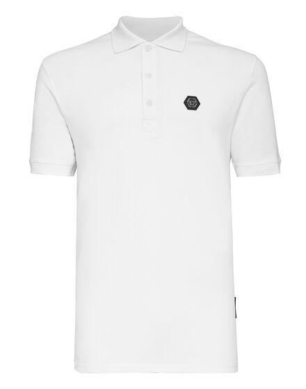 Polo shirt SS Flame