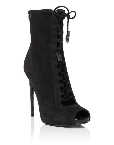 Boots Lo-Heels High Ermes basic