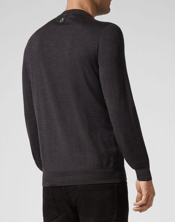 Pullover Round Neck LS  Original