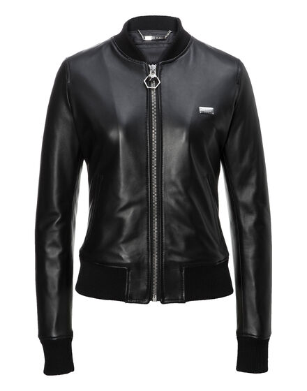 Leather Bomber Segnale