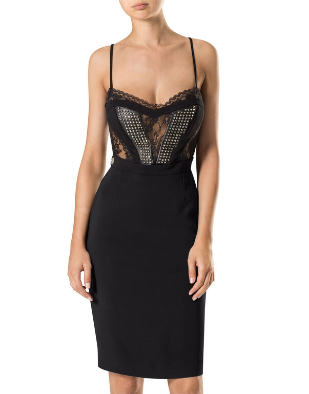 """cocktail dress """"holy patience"""""""