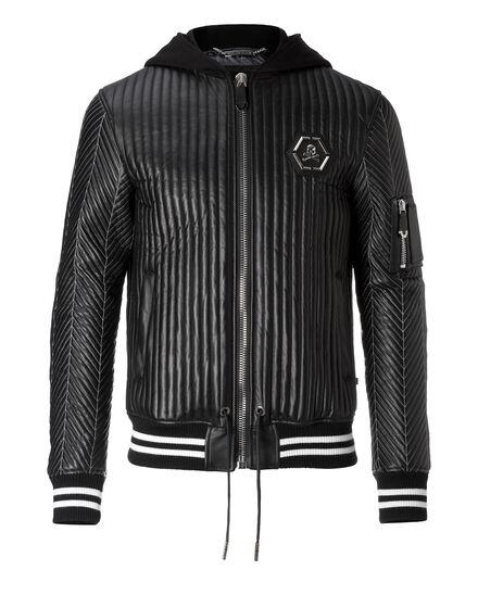 Leather Jacket Naimi