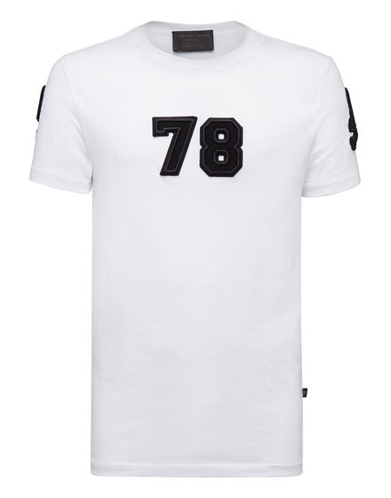 T-shirt Round Neck SS 78